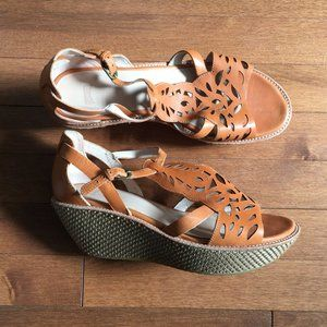 Camper Damas Platform Sandals size 39